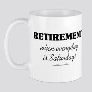 Retirement Weekend Mug